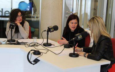 """""""Parlem amb l'alcaldessa"""", vuelve hoy de manera presencial a Radio Castelldefels"""