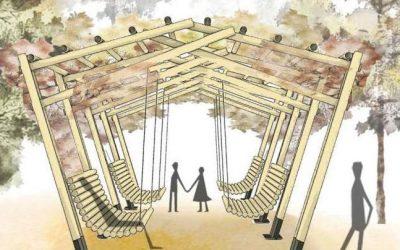El instituto Josep Lluís Sert quiere transformar el patio del centro en un espacio para hacer clase