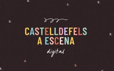 El ciclo de teatro 'Castelldefels a escena' se reinventa en formato digital