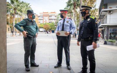 Castelldefels registra un descens en el nombre de delictes d'un 20 per cent
