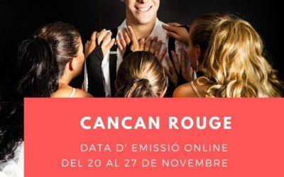 """Ya están disponibles las emisiones de 'CanCán Rouge' y 'Coco' dentro de """"Castelldefels a escena digital"""""""