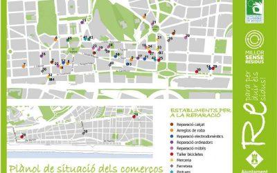 Castelldefels celebra hasta el domingo la Semana Europea de la Prevención de Residuos