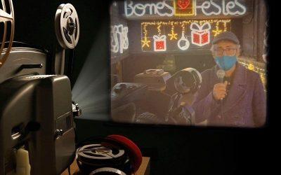 Castelldefels emitirá un programa especial para disfrutar online de un encendido de luces de Navidad