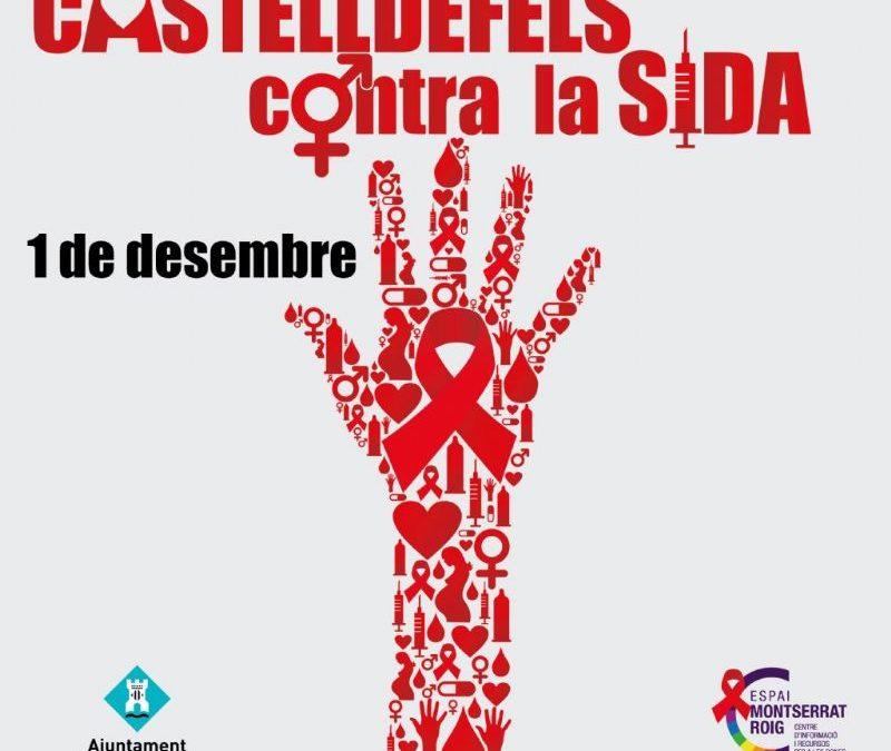 Castelldefels celebra el Día Internacional contra el SIDA con diversas propuestas digitales