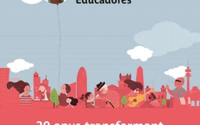 Castelldefels renueva su compromiso en el trigésimo aniversario de la Carta de Ciudades Educadoras