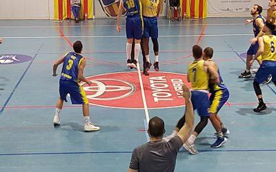 El BBA Castelldefels cae luchando en Igualada (75 – 72)