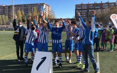 El Disport FC se proclama campeón de España