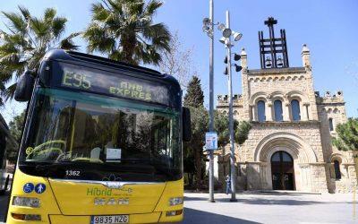 Castelldefels participa en un estudi metropolità per millorar el transport públic per carretera