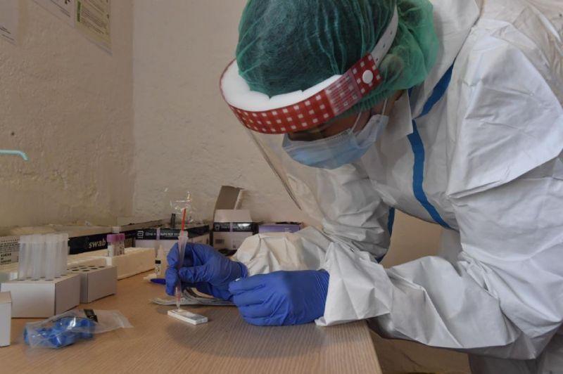 Continúan en Castelldefels los tests para detectar contagios no sintomáticos de covid-19