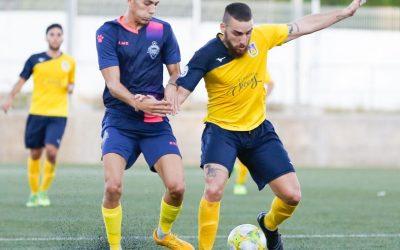 La UE Castelldefels empata con la Montañesa (0 – 0) y juega el domingo contra el Terrassa