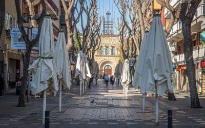 Restringida l'entrada i sortida de Castelldefels des del dijous 7 de gener