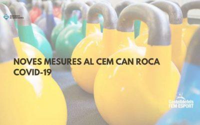 El CEM Can Roca se adapta a las últimas medidas de salud decretadas por la Generalitat