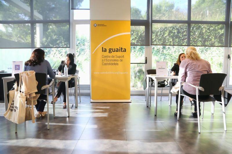 El número de personas en situación de desempleo en Castelldefels sube un 0,8%