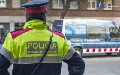Els Mossos d'Esquadra implementen la cita prèvia per posar denúncies a comissaria