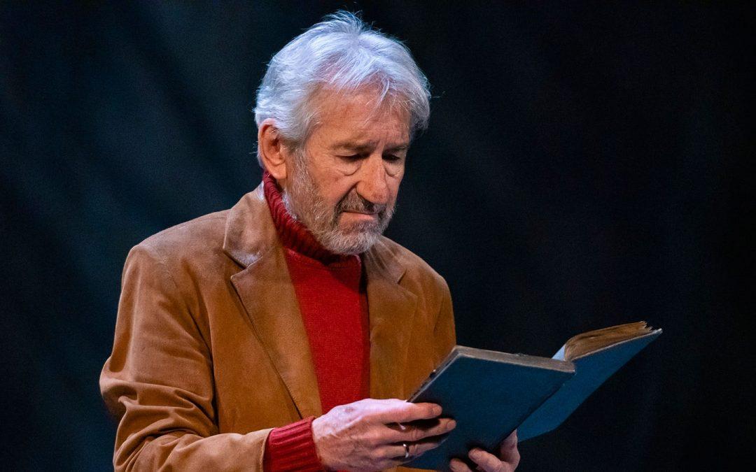 "José Sacristán porta ""Señora de rojo sobre fondo gris"" al Teatre Plaza"