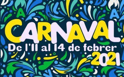 El Carnaval 2021, sin desfiles, con aforos limitados y actividades en línea