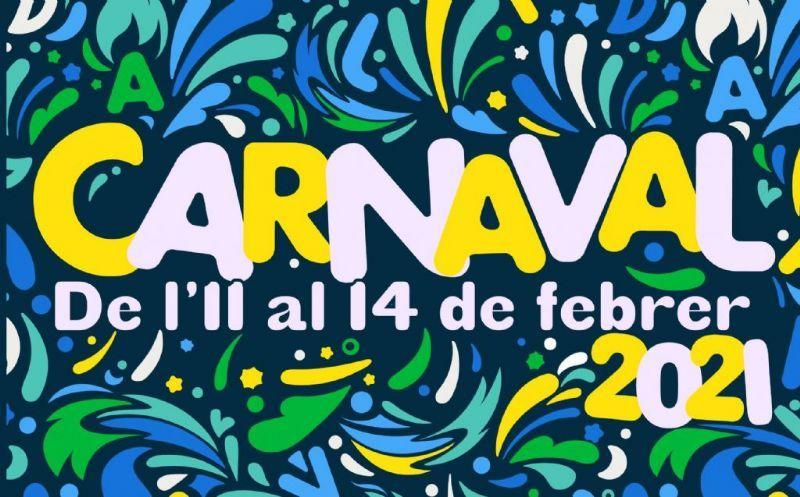 El Carnaval 2021, sense rues, amb aforaments limitats i activitats en línia