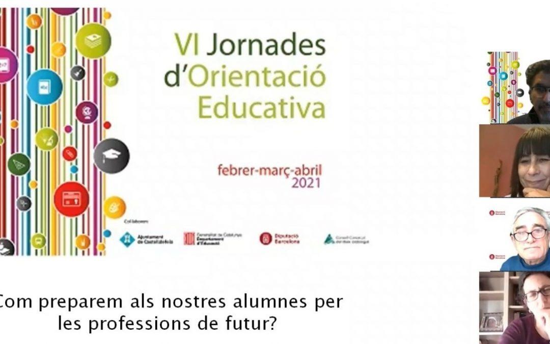 Empiezan las VI Jornadas de Orientación Educativa de Castelldefels