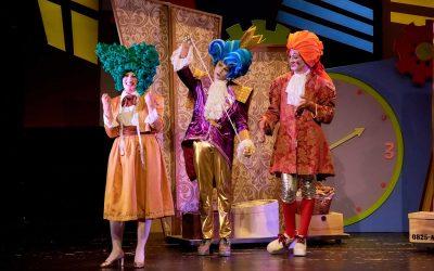 """El teatro familiar vuelve este sábado con """"El vestit pop de l'emperador"""""""