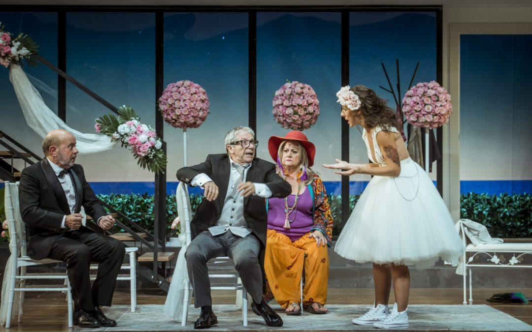 """Joan Pera porta """"El pare de la núvia"""" aquest divendres al Teatre Plaza"""
