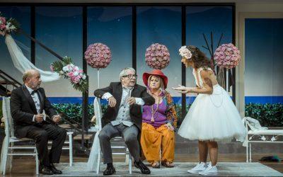 """Joan Pera trae """"El pare de la núvia"""" este viernes al Teatro Plaza"""
