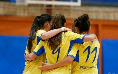 El femení del FS Castelldefels i el BBA conformen l'agenda esportiva del cap de setmana