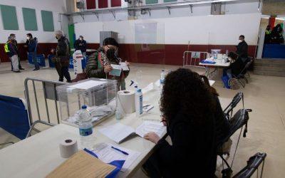El PSC, força més votada a Castelldefels amb 6.393 vots en una jornada de baixa participació