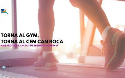 El CEM Can Roca s'adapta de nou a les darreres mesures de salut decretades per la Generalitat
