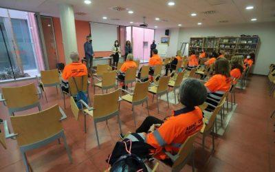 Dotze nous agents cívics reforcen la plantilla de la Policia Local de Castelldefels