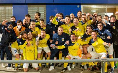 La UE Castelldefes gana en Sant Feliu y juega el domingo en casa contra el líder