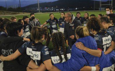 El CRUC femení guanya el Gòtics i es classifica per jugar la final de la Divisió d'Honor Catalana