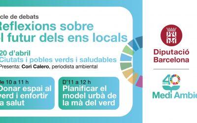 Castelldefels ha participat en un seminari online sobre ciutats diverses i saludables