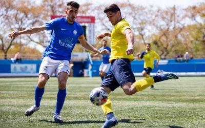 La UE Castelldefels busca la primera victòria a la segona fase de la lliga