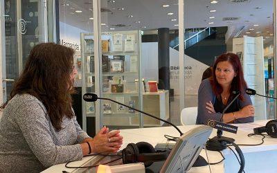 """""""Parlem amb l'alcaldessa"""", torna aquest dimecres de manera presencial a Ràdio Castelldefels"""