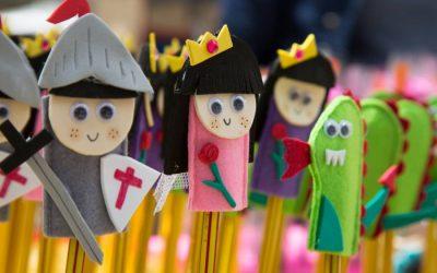 Castelldefels es prepara per celebrar un Sant Jordi amb activitats descentralitzades