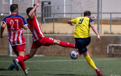 La UE Castelldefels empata a casa amb la UE Vilassar de Mar (1 – 1)
