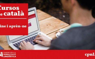 S'obren les inscripcions en línia als cursos de català del tercer trimestre