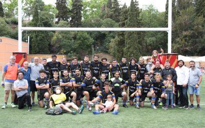 El CRUC masculí, subcampió de la Divisió d'Honor Catalana de rugbi