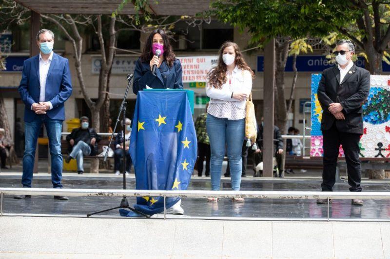Castelldefels commemora amb diverses propostes el Dia d'Europa