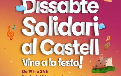 Llega una nueva edición del Dissabte Solidari, este año en el Castillo