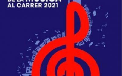 Aquest dilluns torna la Festa de la Música al Carrer (i serà presencial!)