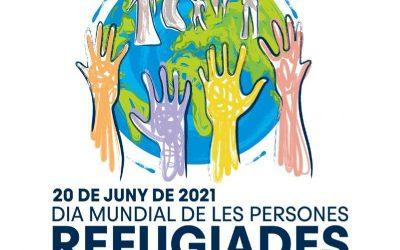 Castelldefels commemora el Dia Mundial de les persones refugiades