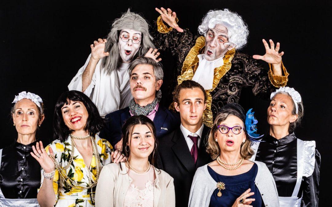 El Teatre Plaza acull aquest cap de setmana tres obres amb companyies teatrals locals