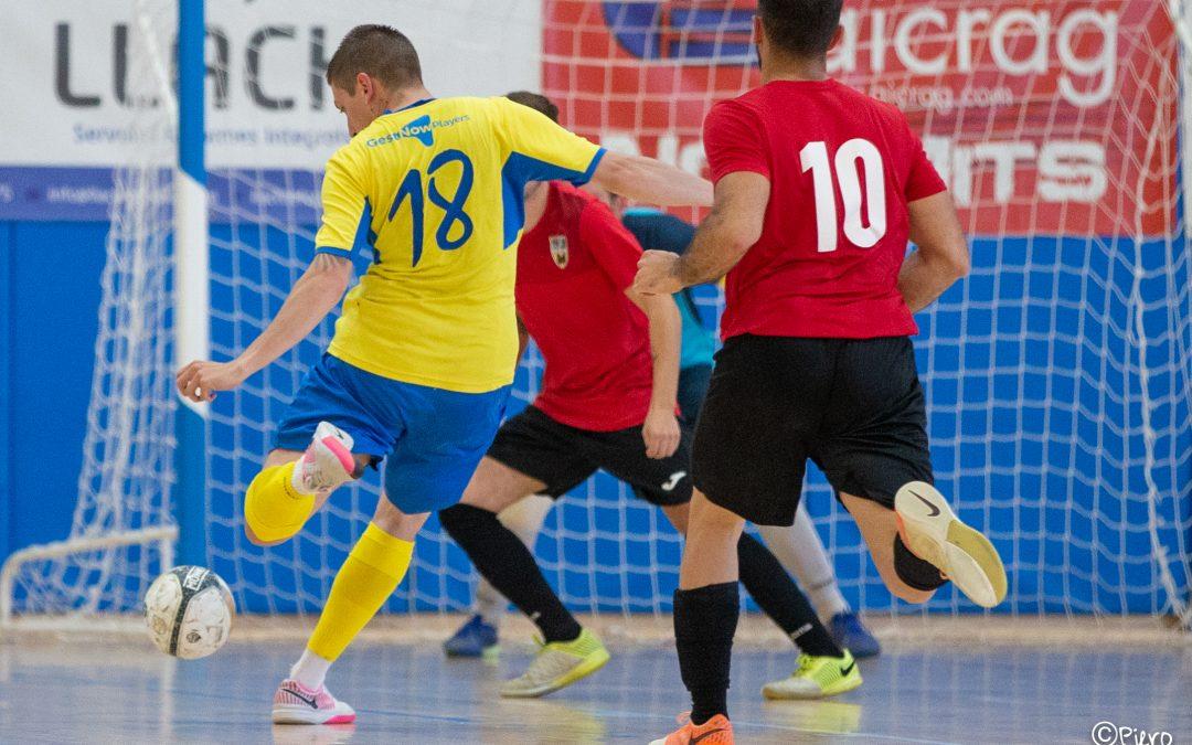 El FS Tibu-ron Castelldefels acaba la liga en Sant Vicenç dels Horts