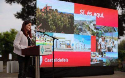 Castelldefels presenta la seva nova campanya de promoció turística