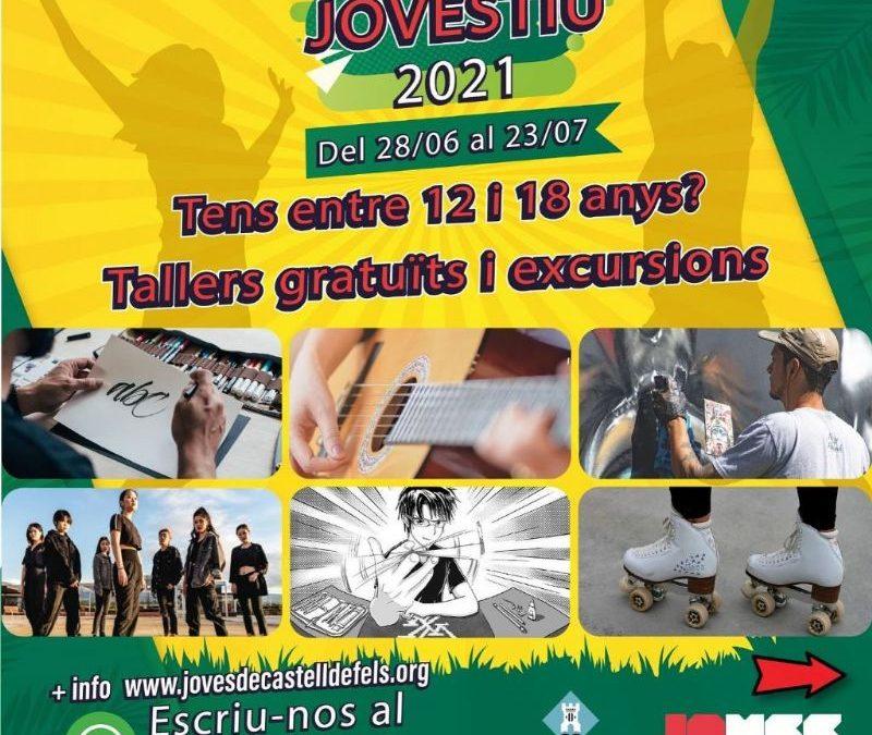 El Jovestiu 2021 regresa con interesantes talleres gratuitos y salidas cada lunes y viernes