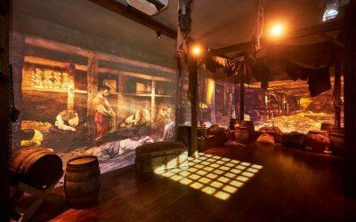 Piratia obre portes al Castell aquest divendres
