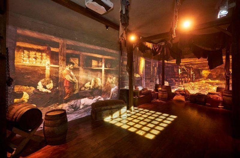 Piratia abre sus puertas en el Castillo este viernes