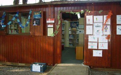 La Biblioteca en la Playa Carme Romaní vuelve a abrir sus puertas