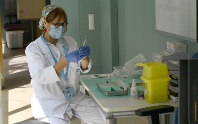 Más del 70% de los vecinos y vecinas de Castelldefels tienen la pauta de vacunación completa
